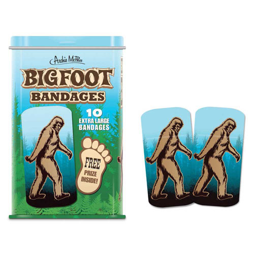 Bigfoot Bandages