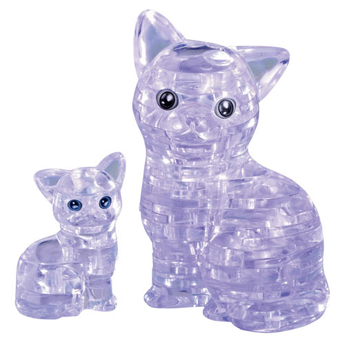 Crystal Cat Puzzles