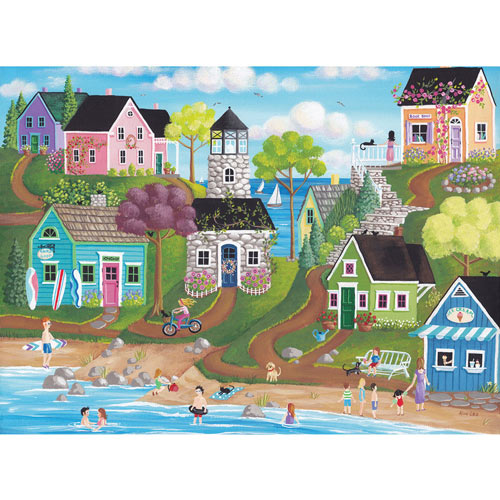 Summer Fun 1000 Piece Jigsaw Puzzle