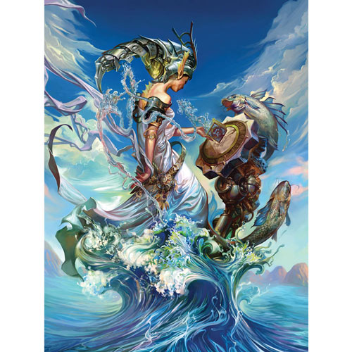 Queen Of The Sea 300 Large Piece Jigsaw Puzzle