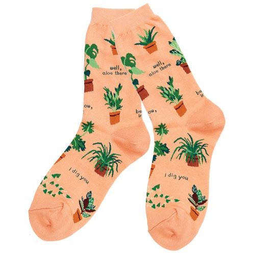 Plant Lady Socks