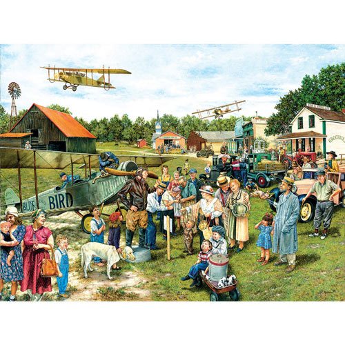 Barnstormers 300 Large Piece Jigsaw Puzzle