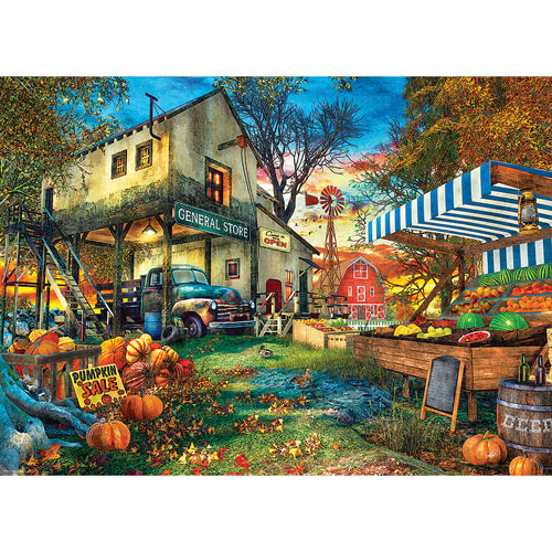 Old Country General Store 300 Large Piece Jigsaw Puzzle