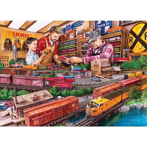 Shopping Spree 1000 Piece Jigsaw Puzzle