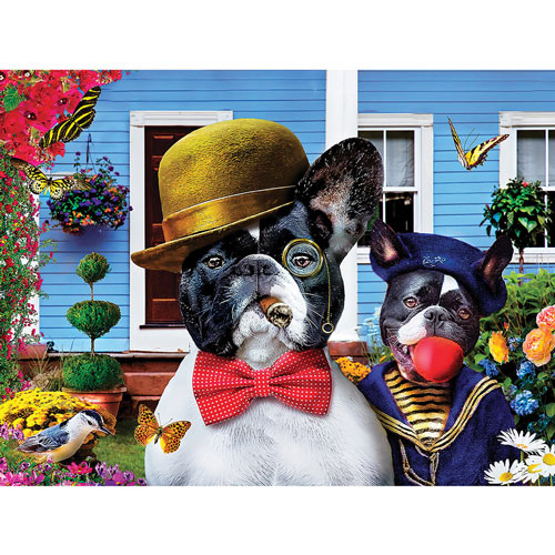 Father & Son 300 Large Piece Jigsaw Puzzle