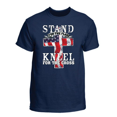 Stand Kneel T-Shirt
