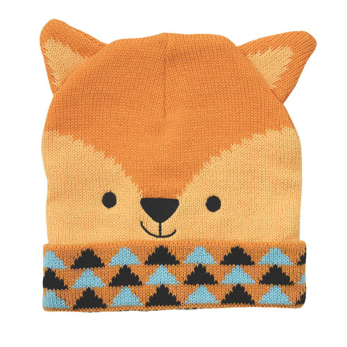 Kids Critter Bear Hat
