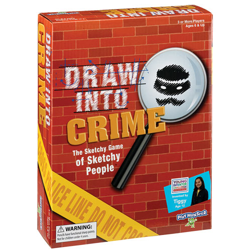 Draw Into Crime