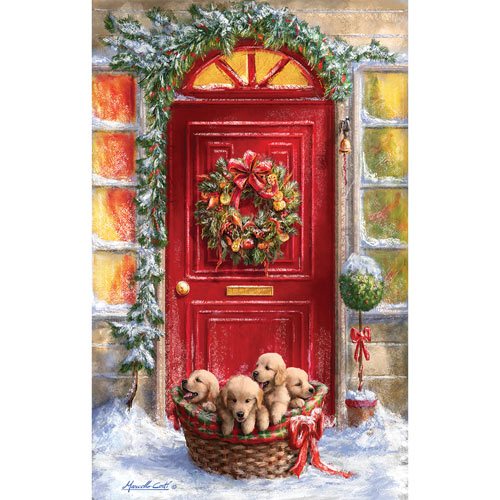 Gift Basket 550 Piece Jigsaw Puzzle