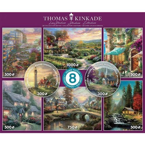 8-In-1 Thomas Kinkade Multipack