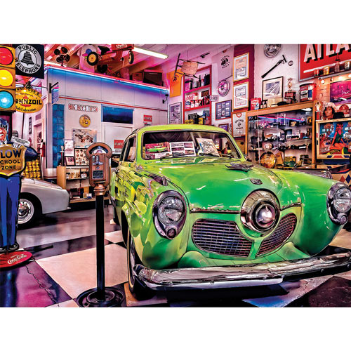 Studebaker Heaven 300 Large Piece Jigsaw Puzzle