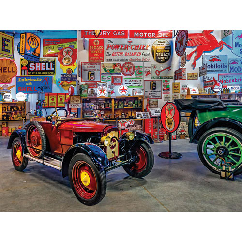 Red Rover Red Rover 300 Large Piece Jigsaw Puzzle