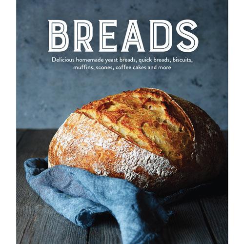 Breads Recipe Book