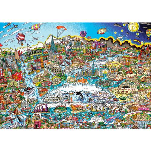 What A Wonderful World 1000 Piece Jigsaw Puzzle
