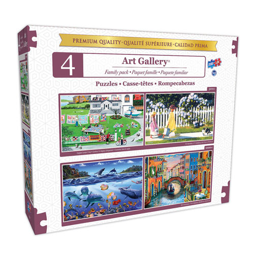 4 In 1 Art Gallery Multipack