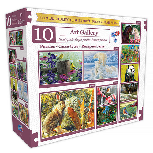 10 in 1 Art Gallery Multipack