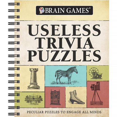 Useless Trivia Book
