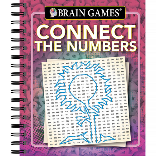 Connect The Numbers Book