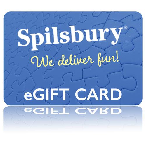 Spilsbury Logo E-Gift Certificate