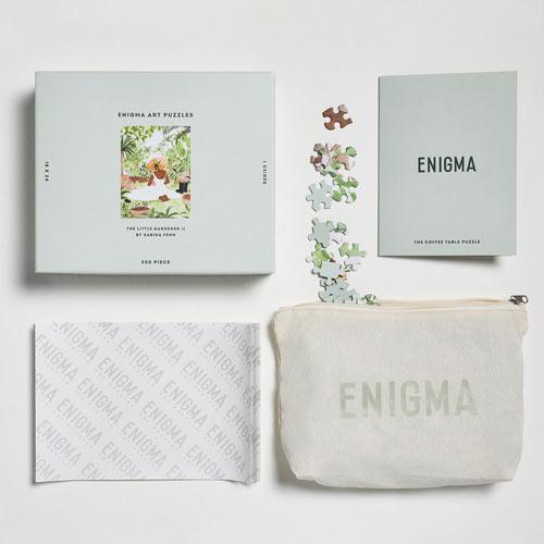 Enigma Sabina Fenn 550 Piece Jigsaw Puzzle