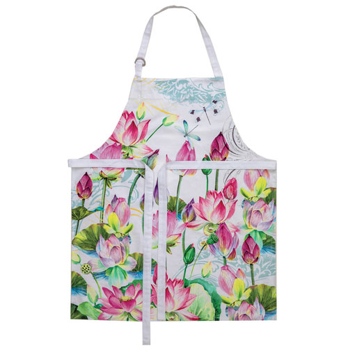 Water Lilies Apron