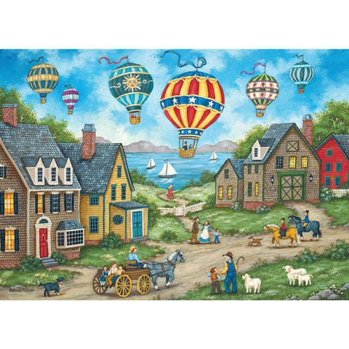 Passing Through 1000 Piece Jigsaw Puzzle