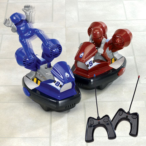 Action Remote Control Bumper Cars