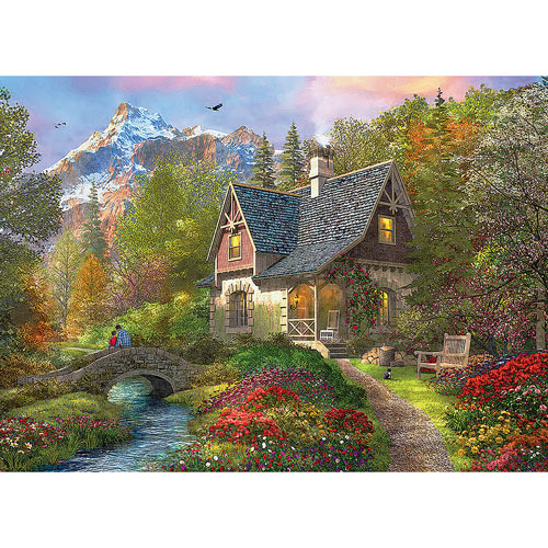 Nordic Morning 1000 Piece Jigsaw Puzzle