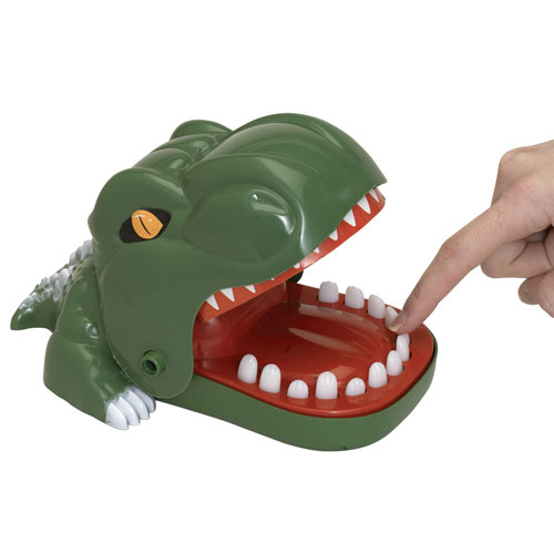 Snappy Dino