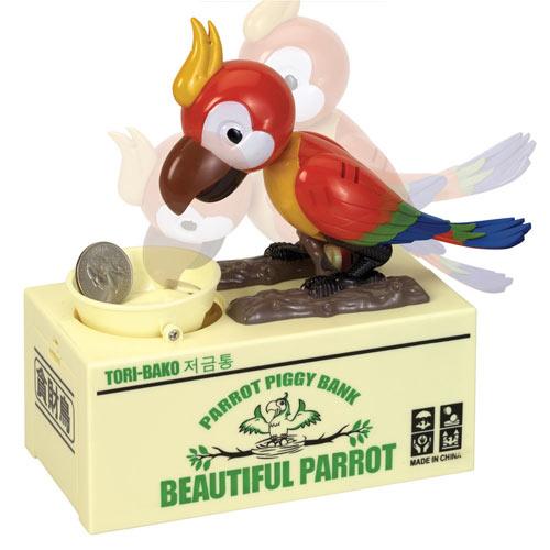 Parrot Bank