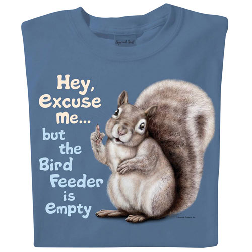 Excuse Me Novelty T-shirt