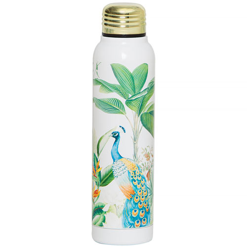 Exotic Birds Insulated Bottle