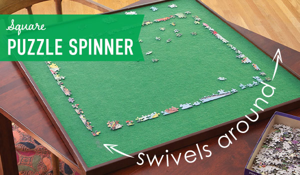 Jigsaw Puzzle Spinners - Square