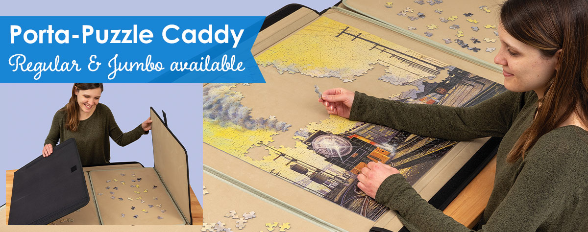 Jumbo Porta-Puzzle Caddy