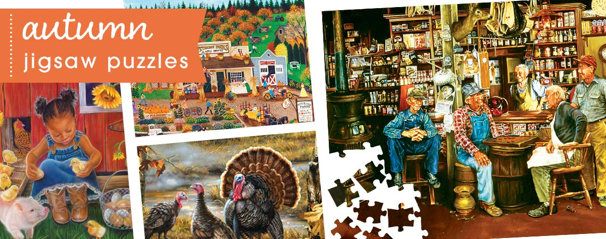 Fall Jigsaw Puzzles
