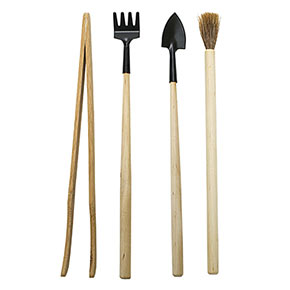 Terrarium Tool Kit - 4 pc