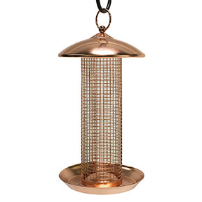 Bright Copper Feeder