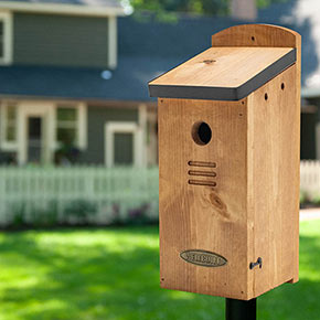 WellBuilt™ Small Bird Shelter