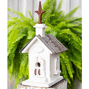 Church in the Vale Birdhouse