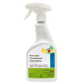 Rose & Ornamental Plant Spray RTU