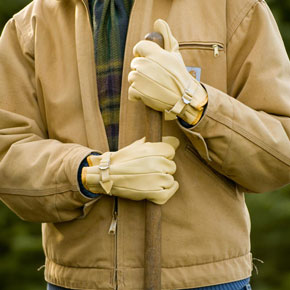 The Heavy Lifter Men's Gloves