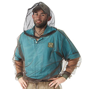 Insect Protective Hooded Shirt