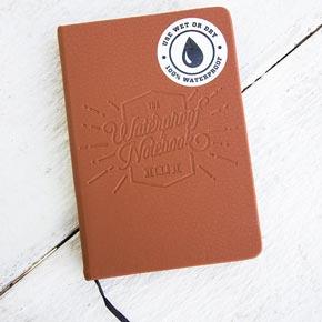 Essential Gardeners' Waterproof Notebook