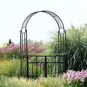 Gated Arch