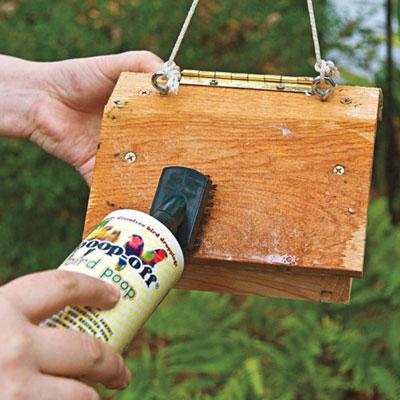 Bird Poop Remover