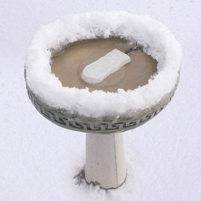 Ice Eliminator™ Birdbath Heater