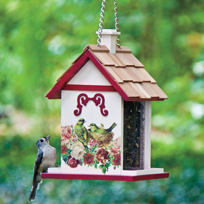 Rose Cottage Feeder