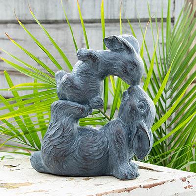 Tumbling Bunnies