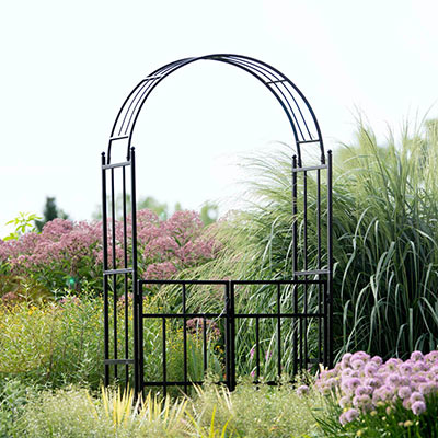 Gated Arch