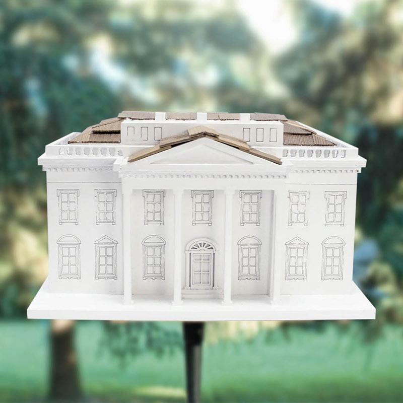 White House Bird House